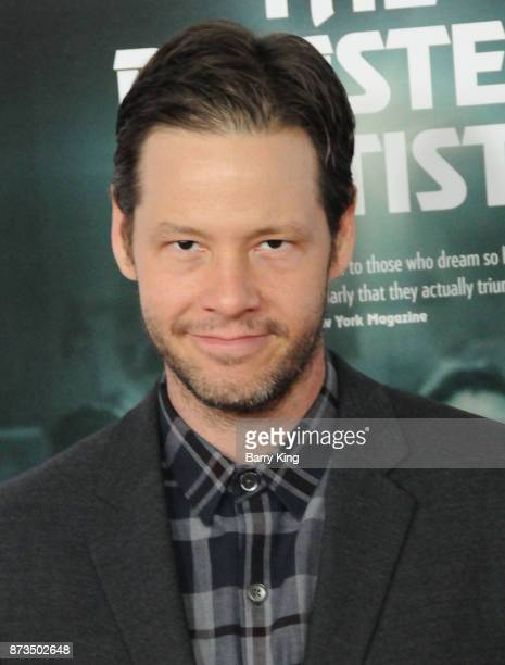 Actor Ike Barinholtz attends AFI FEST 2017 Presented By Audi Screening Of 'The Disaster Artist' at TCL Chinese Theatre on November 12 2017 in...