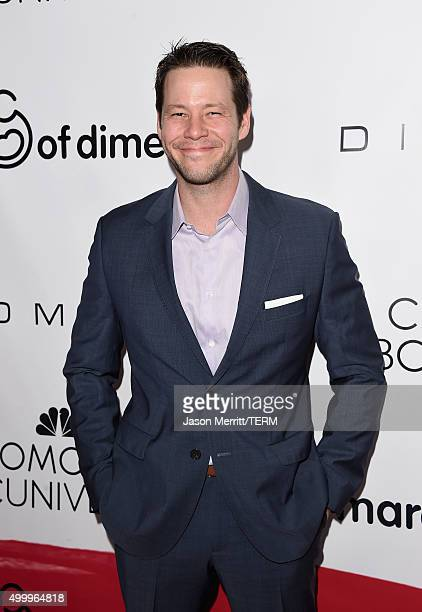 Actor Ike Barinholtz attends the March Of Dimes Celebration Of Babies Luncheon honoring Jessica Alba at the Beverly Wilshire Four Seasons Hotel on...