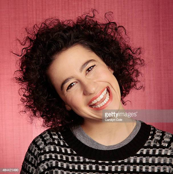 Actor Ilana Glazer is photographed for Los Angeles Times on December 16 2013 in New York City PUBLISHED IMAGE CREDIT MUST BE Carolyn Cole/Los Angeles...