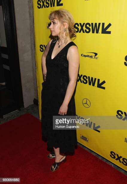 Actor Imogen Poots attends the premiere of 'Friday's Child ' during SXSW at Vimeo on March 11 2018 in Austin Texas