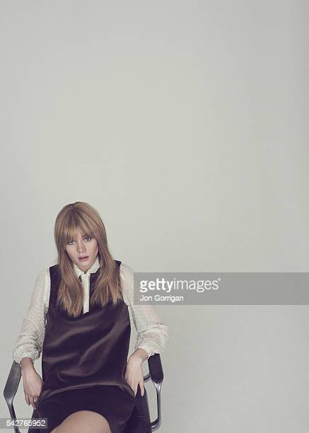 Actor Imogen Waterhouse is photographed on May 16 2015 in London England
