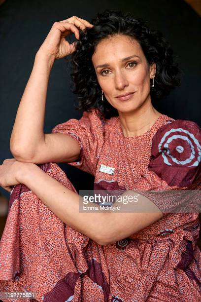 Actor Indira Varma of ABC's For Life poses for a portrait during the 2020 Winter TCA at The Langham Huntington Pasadena on January 08 2020 in...