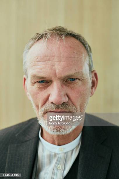 Actor Ingvar Sigurdsson poses for a portrait on May 16 2019 in Cannes France
