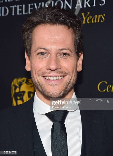 Actor Ioan Gruffud arrives at the 2012 BAFTA Los Angeles Britannia Awards Presented By BBC AMERICA at The Beverly Hilton Hotel on November 7 2012 in...