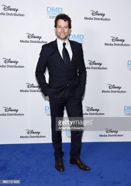 Actor Ioan Gruffudd arrives at the Disney/ABC International Upfronts at the Walt Disney Studio Lot on May 20 2018 in Burbank California