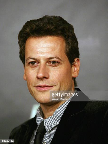 Actor Ioan Gruffudd arrives at the Launch Party for 'Fallout 3' videogame at the LA Center Studios on October 16 2008 in Los Angeles California