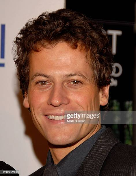 Actor Ioan Gruffudd at the AFI Fest 2007 screening of 'Juno' at Arclight Hollywood's Cinerama Dome on November 5 2007 in Hollywood California