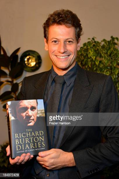 Actor Ioan Gruffudd attend Wales Celebrates the launch of The Richard Burton Diaries hosted by The Welsh Government Swansea University and Yale...