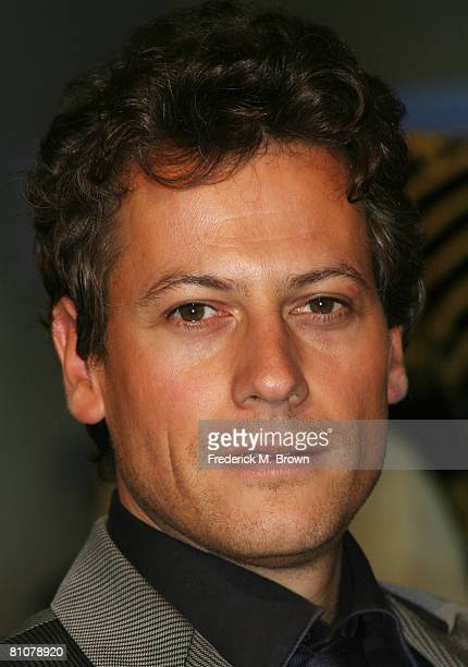 Actor Ioan Gruffudd attends the launch of Alexander McQueen's Flagship Boutique on May 13 2008 in Los Angeles California