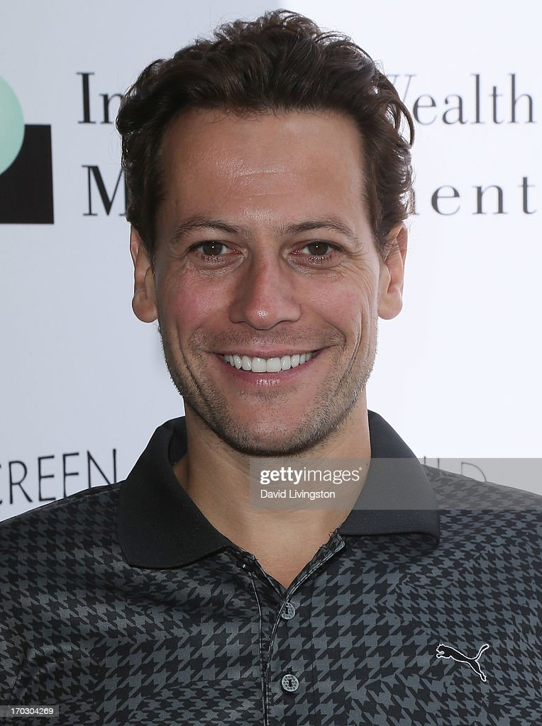 Actor Ioan Gruffudd attends the Screen Actors Guild Foundation 4th Annual Los Angeles Golf Classic at Lakeside Golf Club on June 10, 2013 in Burbank, California.