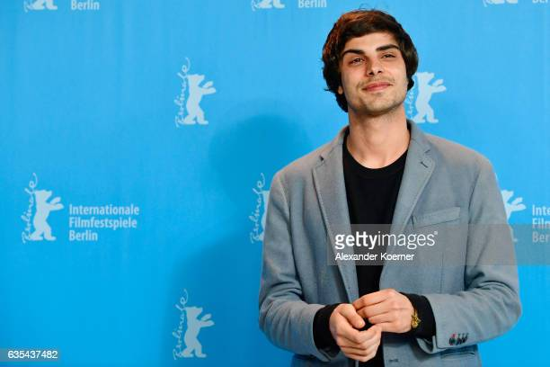 Actor Irakli Quiricadze attends the 'Hostages' photo call during the 67th Berlinale International Film Festival Berlin at Grand Hyatt Hotel on...
