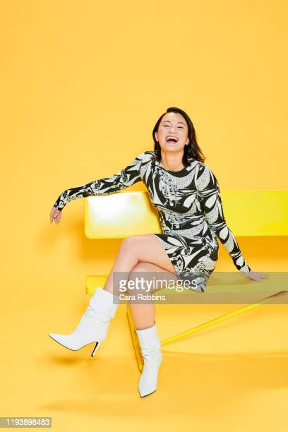 """Actor Isa Briones of CBS's """"Picard"""" poses for a portrait during the 2020 Winter TCA at The Langham Huntington, Pasadena on January 12, 2020 in..."""