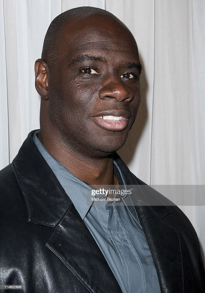 Actor Isaac C. Singleton Jr. at Diana Lopez Birthday Celebration on May 22, 2010 in Los Angeles, California.