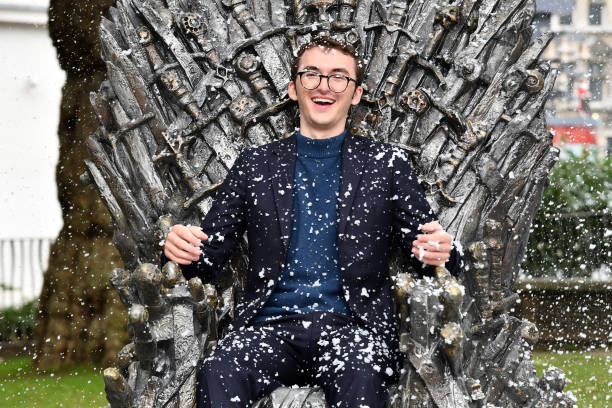 GBR: Game Of Thrones Iron Statue Launch - Photocall