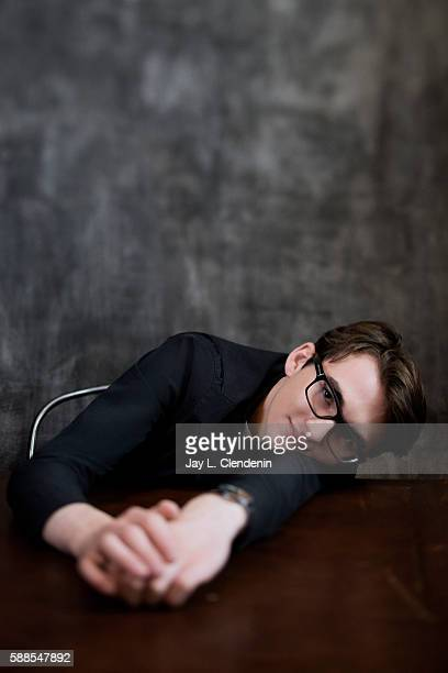 Actor Isaac Hempstead Wright of HBO's 'Game of Thrones' is photographed for Los Angeles Times at San Diego Comic Con on July 22 2016 in San Diego...