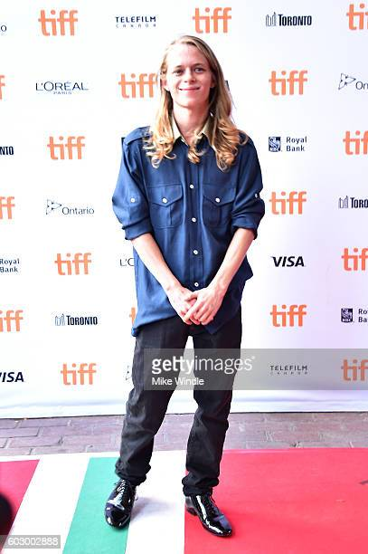 Actor Isaiah Stone attends the 'American Honey' premiere during the 2016 Toronto International Film Festival at Ryerson Theatre on September 11 2016...