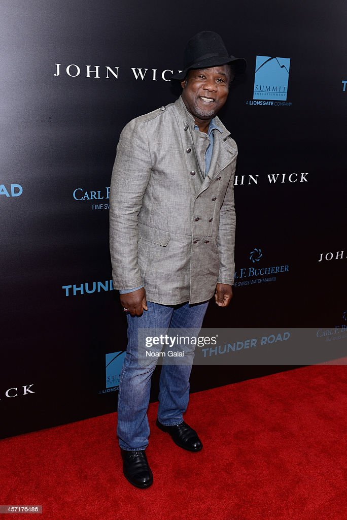 Actor Isiah Whitlock, Jr. attends the 'John Wick' New York Premiere at Regal Union Square Theatre, Stadium 14 on October 13, 2014 in New York City.