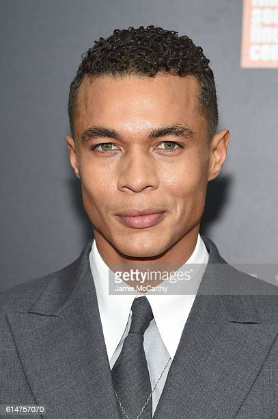 Actor Ismael Cruz Cordova attends Billy Lynn's Long Halftime Walk during 54th New York Film Festival at AMC Lincoln Square Theater on October 14 2016...