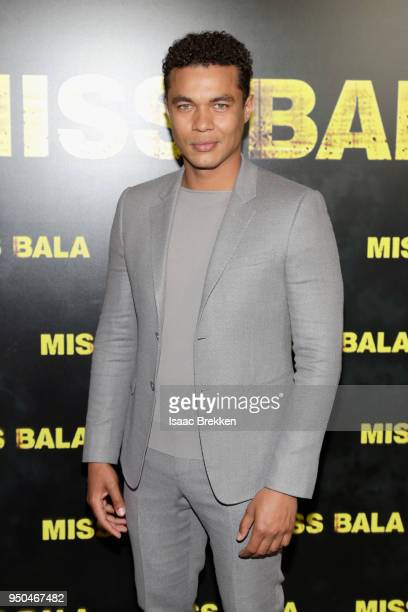 Actor Ismael Cruz Cordova attends the CinemaCon 2018 Gala Opening Night Event Sony Pictures Highlights its 2018 Summer and Beyond Films at The...