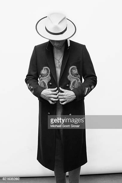 Actor Ismael Cruz Cordova is photographed for Imagista on September 26 in Los Angeles California PUBLISHED IMAGE