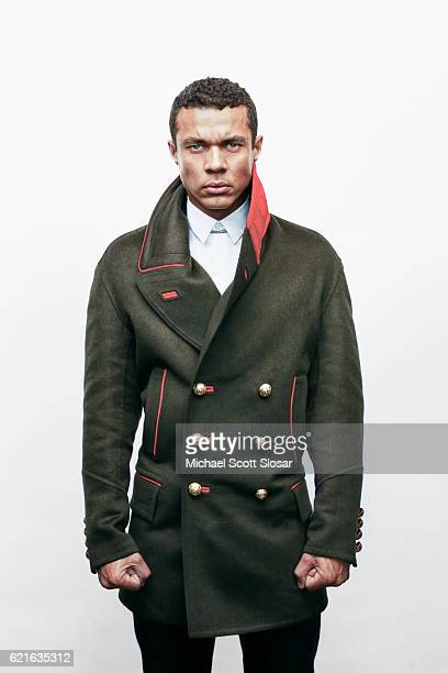 Actor Ismael Cruz Cordova is photographed for Imagista on September 26 in Los Angeles California