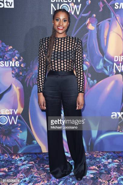 Image result for issa rae directv now party