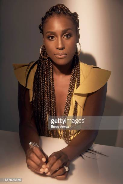 Actor Issa Rae of HBO's 'A Black Lady Sketch Show' poses for a portrait during the 2019 Summer TCA Portrait Studio at The Beverly Hilton Hotel on...
