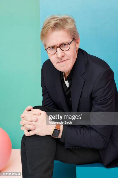 Actor J. C. MacKenzie is photographed for Entertainment Weekly Magazine on February 27, 2020 at Savannah College of Art and Design in Savannah,...