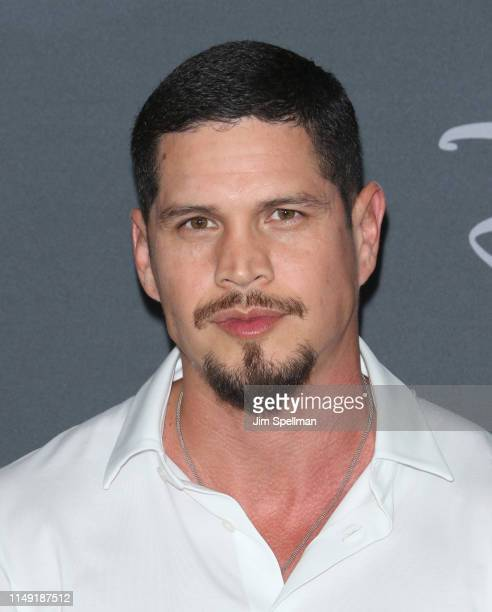 Actor J D Pardo attends the 2019 Walt Disney Television Upfront at Tavern On The Green on May 14 2019 in New York City