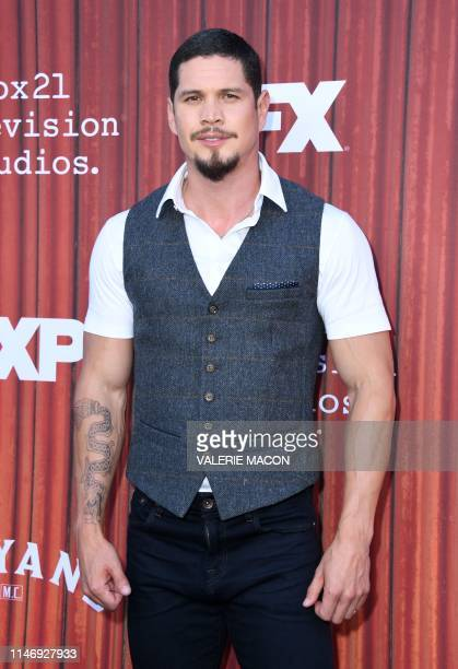 US actor J D Pardo attends the Emmy FYC red carpet event for FX's Mayans MC at NeueHouse on May 29 2019 in Hollywood