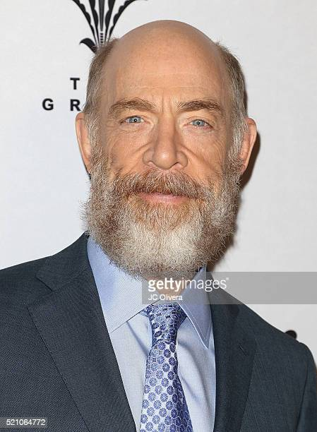 Actor J. K. Simmons attends Sony Pictures Classics Los Angeles Premiere Of 'The Meddler' at Pacific Theatre at The Grove on April 13, 2016 in Los...
