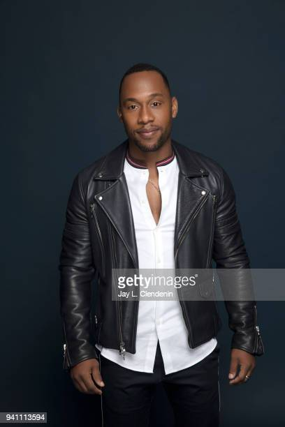 Actor J. Lee from of 'The Orville', is photographed for Los Angeles Times on March 17, 2018 at the PaleyFest at the Dolby Theatre in Hollywood,...