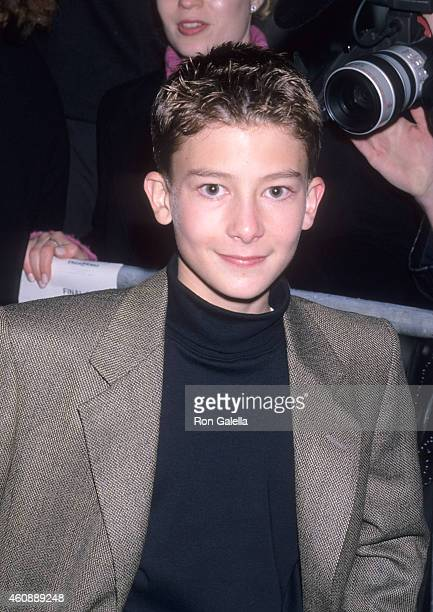 Actor J Michael Moncrief attends The Legend of Bagger Vance New York City Premiere on October 29 2000 at Sony Theatres Lincoln Square in New York City