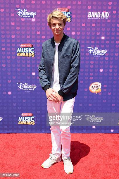 Actor Jace Norman attends the 2016 Radio Disney Music Awards at Microsoft Theater on April 30 2016 in Los Angeles California