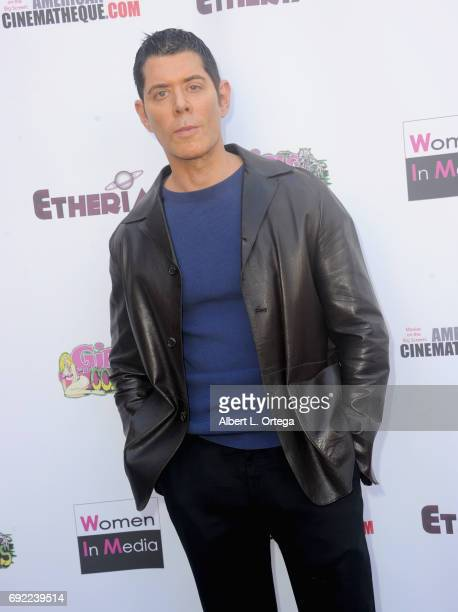 Actor Jack Bank arrives for Etheria Film Night held at The Egyptian Theatre on June 3 2017 in Los Angeles California