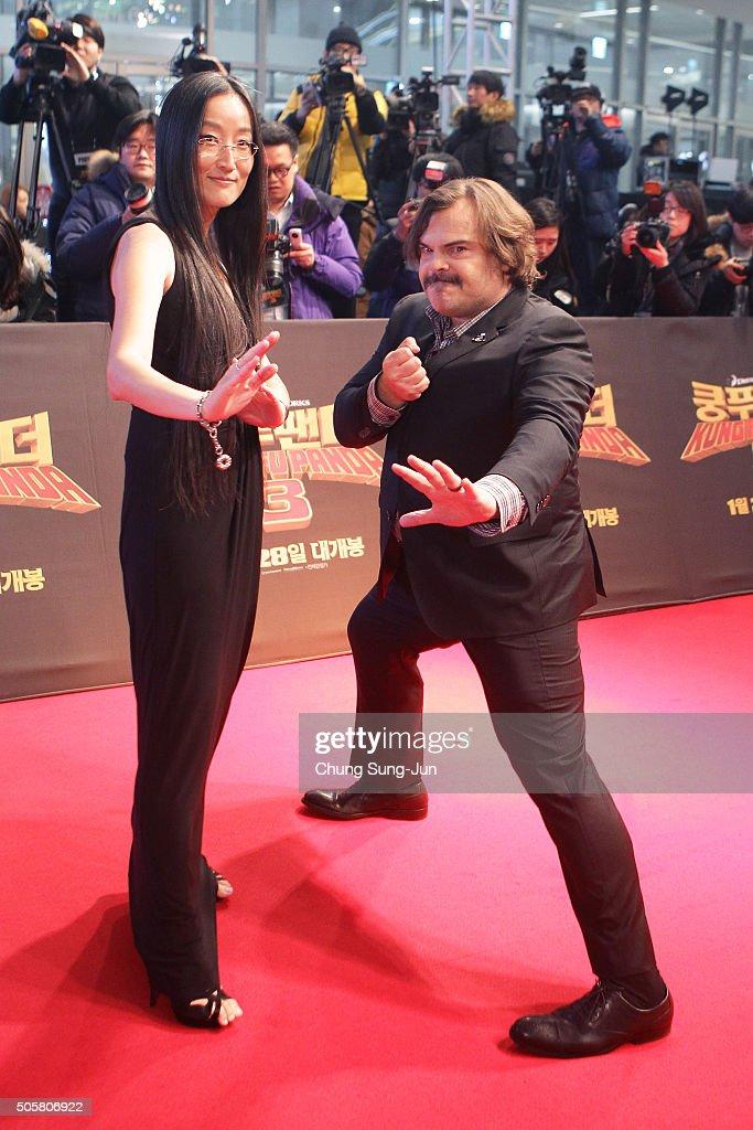 """Kung Fu Panda 3"" Premiere In South Korea"