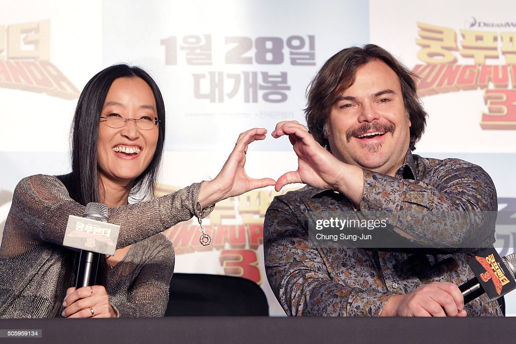 """Kung Fu Panda 3"" Press Conference In South Korea"
