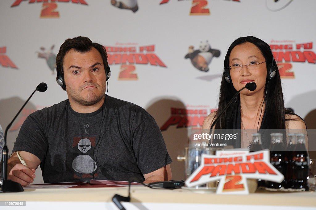 Kung Fu Panda 2: Press Conference - Taormina Film Fest 2011