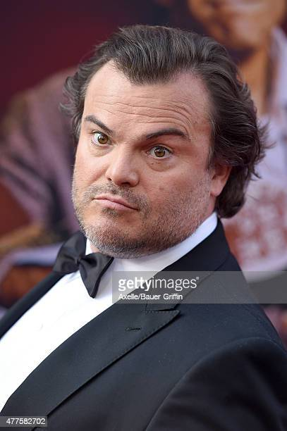 Actor Jack Black attends the 43rd AFI Life Achievement Award Gala at Dolby Theatre on June 4 2015 in Hollywood California