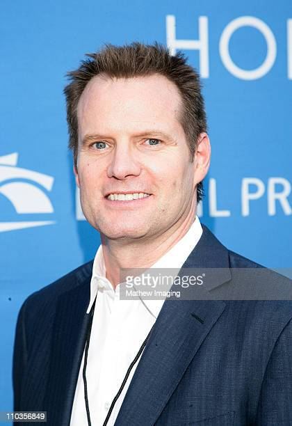 Actor Jack Coleman arrives at the Hollywood Bowl Opening Night Gala on June 20 2008 in Hollywood California