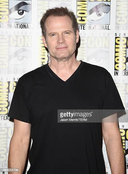 Actor Jack Coleman attends 'Heroes Reborn' Press Room during ComicCon International 2015 at Hilton Bayfront on July 12 2015 in San Diego California