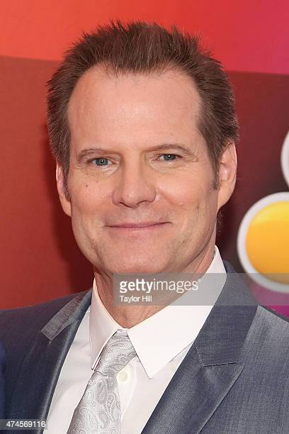 Actor Jack Coleman attends the 2015 NBC Upfront presentation red carpet event at Radio City Music Hall on May 11 2015 in New York City
