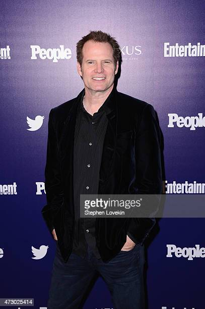 ACtor Jack Coleman attends the Entertainment Weekly and PEOPLE celebration of The New York Upfronts at The Highline Hotel on May 11 2015 in New York...