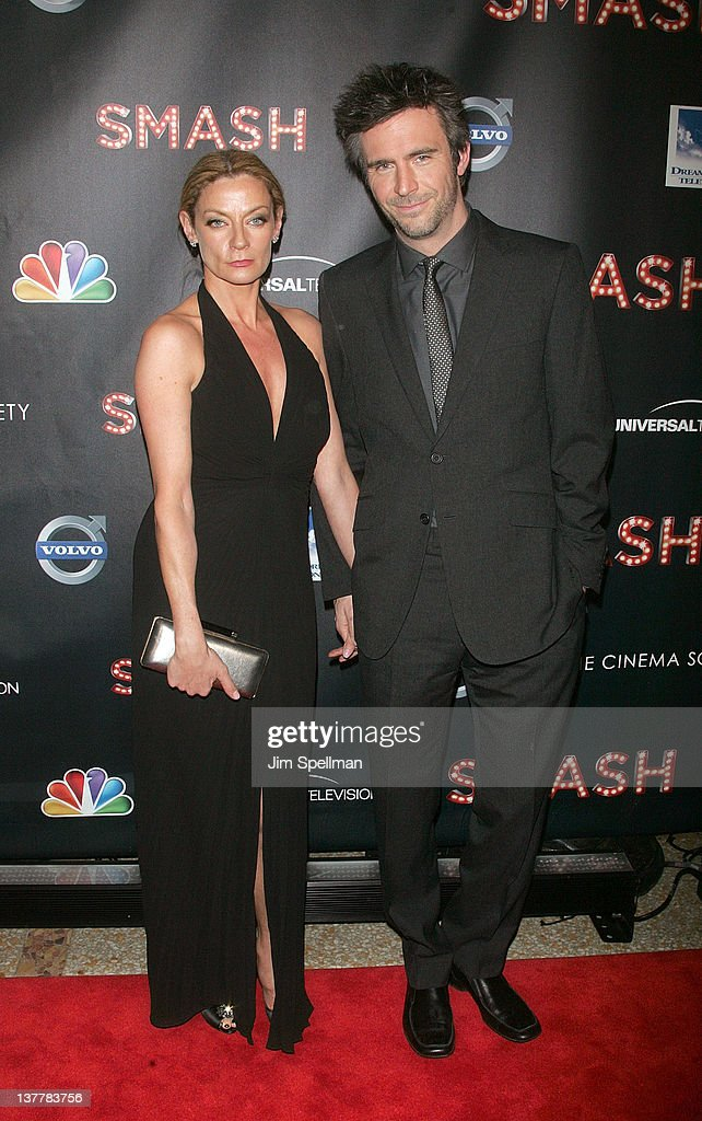 """NBC Entertainment & The Cinema Society With Volvo Host The World Premiere Of """"Smash"""" - Outside Arrivals"""