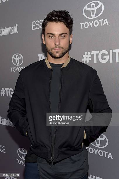 Actor Jack Falahee attends the Celebration of ABC's TGIT Lineup presented by Toyota and cohosted by ABC and Time Inc's Entertainment Weekly Essence...