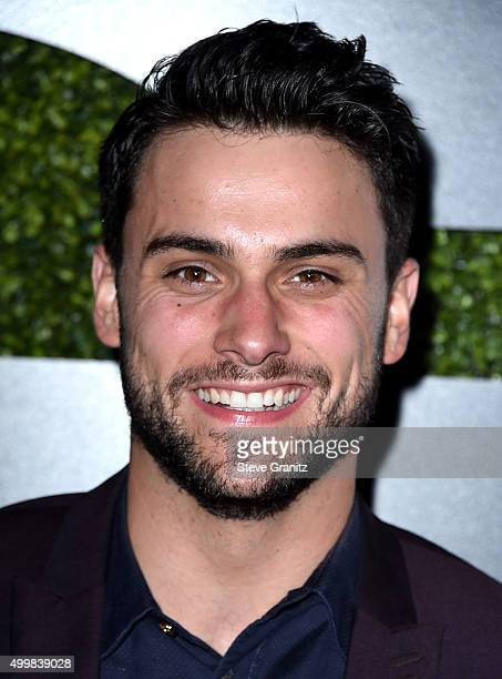 Actor Jack Falahee attends the GQ 20th Anniversary Men Of The Year Party at Chateau Marmont on December 3 2015 in Los Angeles California