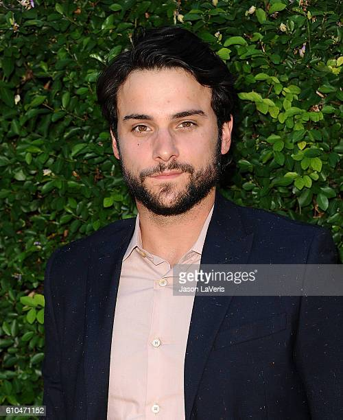 Actor Jack Falahee attends the Rape Foundation's annual brunch on September 25 2016 in Beverly Hills California