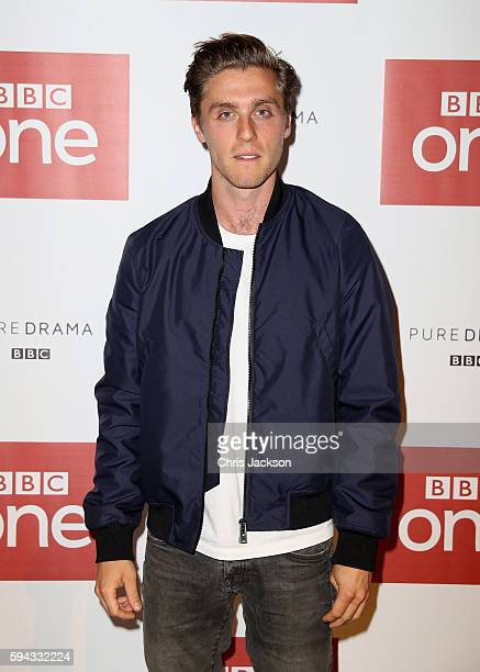 Actor Jack Farthing poses for a portrait at the Poldark Series 2 Preview Screening at the BFI on August 22 2016 in London England