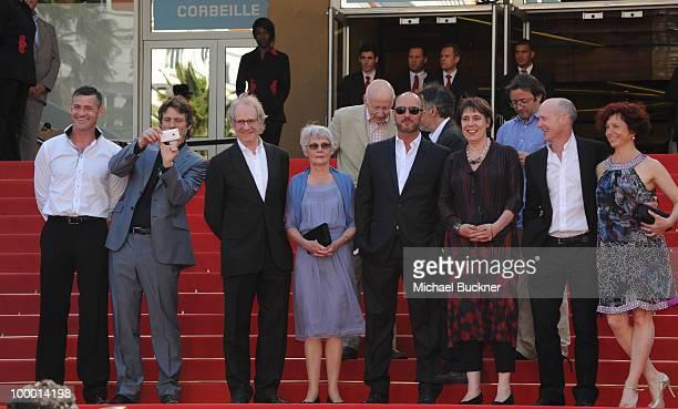 Actor Jack Fortune John Bishop Director Ken Loach Lesley Ashton Scandar Copti Producer Rebecca O'Brien screen writer Paul Laverty and guest attend...