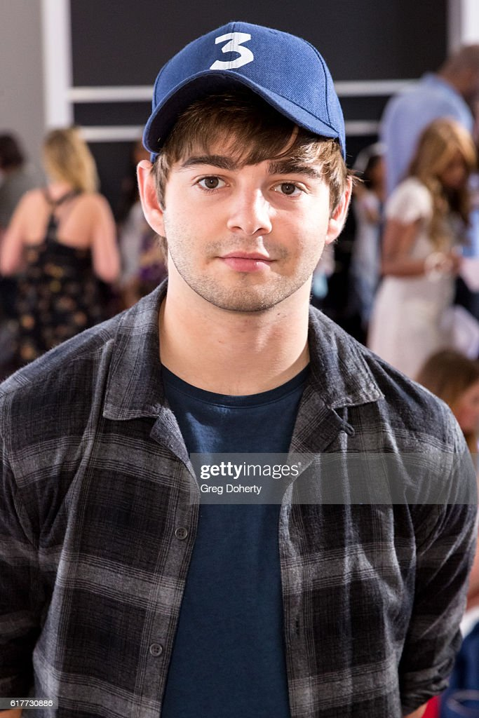 Actor Jack Griffo arrives for the Elizabeth Glaser Pediatric AIDS Foundation's 27th Annual A Time For Heroes at Smashbox Studios on October 23, 2016 in Culver City, California.
